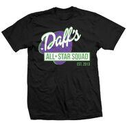 Daffney Daff's All Star Squad T-Shirt