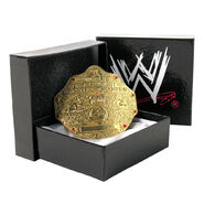 WWE World Heavyweight Belt Buckle