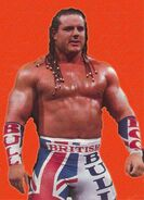 17 - British Bulldog (RIP)