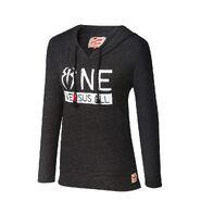 Roman Reigns One Versus All Women's Pullover Hoodie Sweatshirt