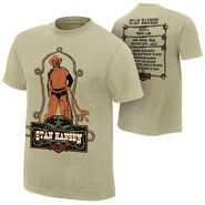 Stan Hansen Hall of Fame 2016 T-Shirt