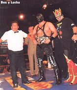 Universo 2000 CMLL World Heavyweight 2