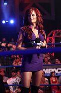 Christy Hemme TNA announcer