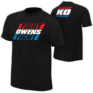 Kevin Owens Fight Owens Fight Limited Edition T-Shirt