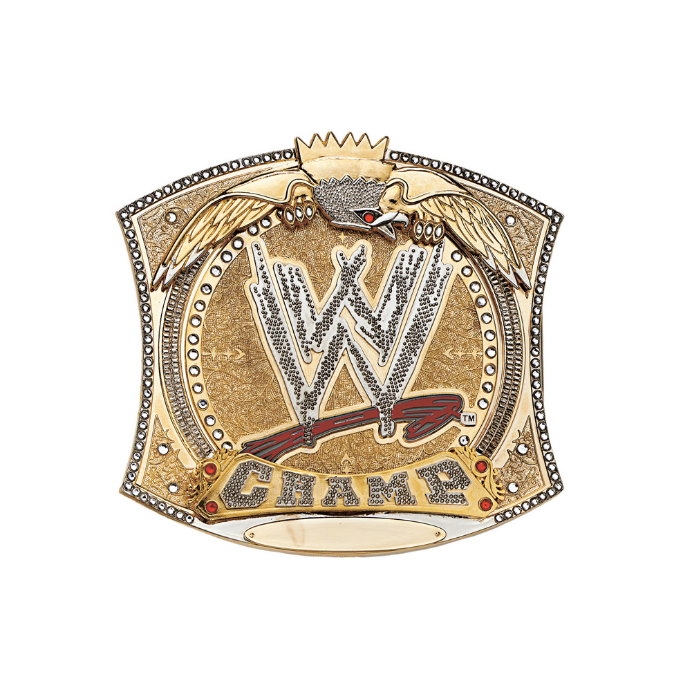 WWE Spinner Championship Belt Buckle | Pro Wrestling ...