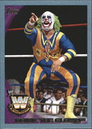 2010 WWE (Topps) Doink the Clown 82