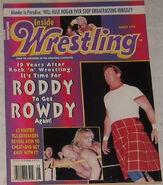 Inside Wrestling - August 1994