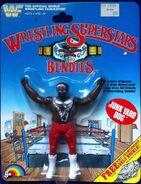 Junkyard Dog (WWF Wrestling Superstars Bendies)