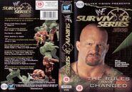 Survivor Series 2000 DVD