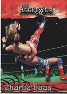 2003 WWE Aggression Charlie Haas 17