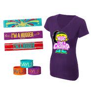 Bayley Hug Like A Champ Halloween Women's T-Shirt Package