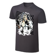 Brock Lesnar Rob Schamberger Artwork T-Shirt