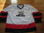 WWF New York Hockey Jersey
