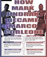 How Mark Jindrak Became Marco Corleone