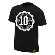 Tye Dillinger The Numbers Don't Lie Authentic T-Shirt
