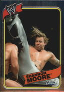 2008 WWE Heritage III Chrome Trading Cards Shannon Moore 29