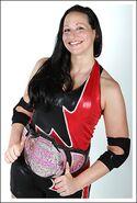 Courtney Rush NCW FF Champion