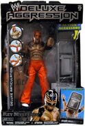 WWE Deluxe Aggression 23 Rey Mysterio