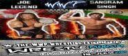 WWP Commonwealth Title (Joe E Legend vs Sangram Singh)