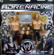 WWE Adrenaline Series 15 Kane & Edge