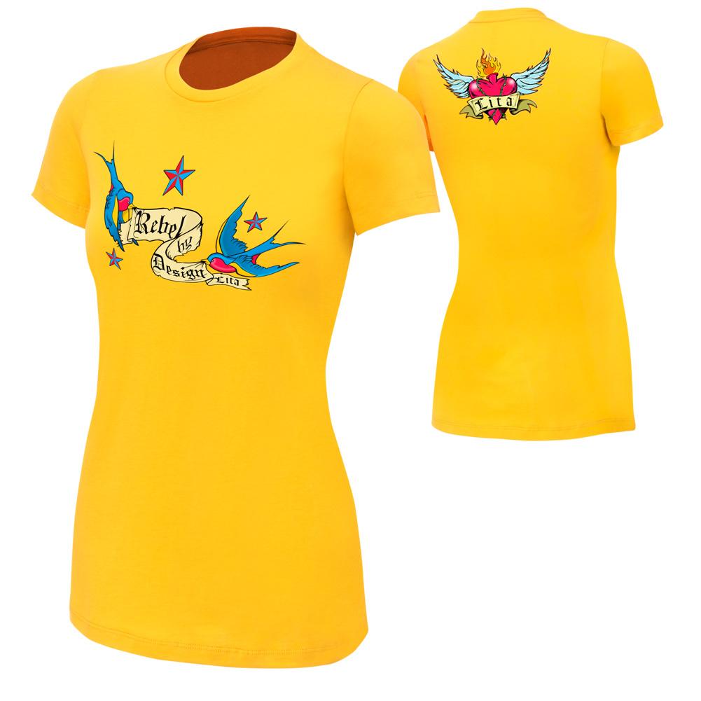 Shirt design womens - Filelita Rebel By Design Womens T Shirt Jpg