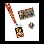 Princess Poison VIP Pass