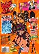 WWE Kids Magazine July 2009