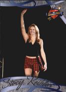 2004 WWE Divas 2005 (Fleer) Stacy Keibler 4