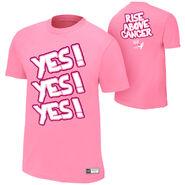 Daniel Bryan Rise Above Cancer T-Shirt