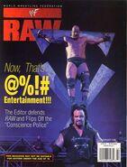 WWF Raw February 1999