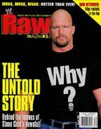 Raw Magazine August 2002