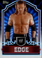 2011 Topps WWE Classic Wrestling Edge 20