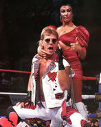 Shawn Michaels & Sensational Sherri