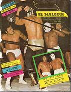 El Halcon 54