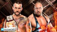 HIAC 2012 Punk v Ryback