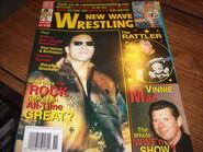 New Wave Wrestling - November 2000