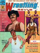 Wrestling Revue - August 1969