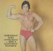 Gino Hernandez 10