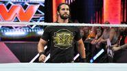 RAW 1152 - Ambrose vs Kane (6)
