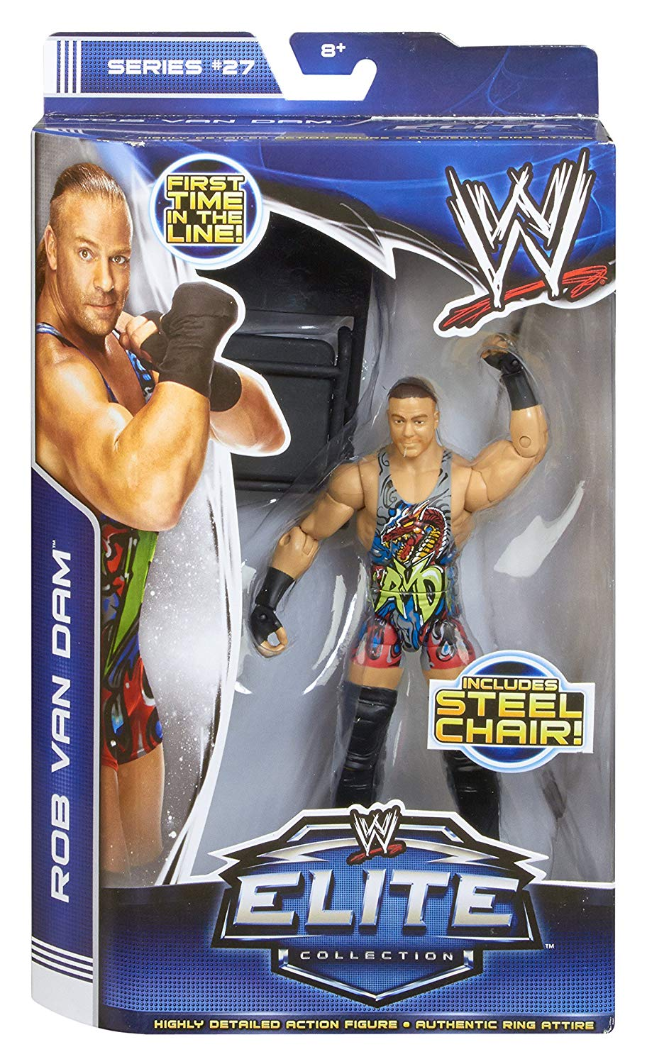 Rob Van Dam (WWE Elite 27)