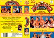 Survivor Series 1987 DVD