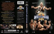 WWF Wrestlemania XXIV - Cover