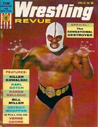 Wrestling Revue - April 1963