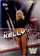 2016 WWE Divas Revolution Wrestling (Topps) Kelly Kelly 10