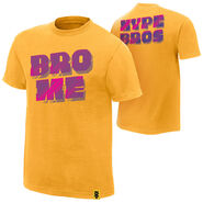 Hype Bros Bro Me Authentic T-Shirt