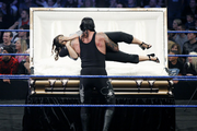 Undertaker coffin Vickie