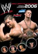 World Wrestling Calendar 2006 official calendar by Danilo