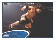 2012 WWE (Topps) Jimmy Uso 26
