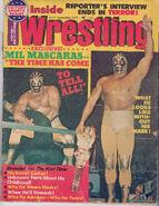 Inside Wrestling - September 1975