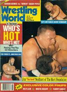 Wrestling World - August 1987